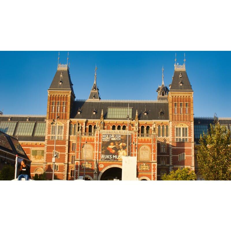 Rijksmuseum - Amsterdam - 1