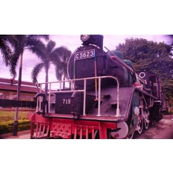 Train at River Kwai - 1