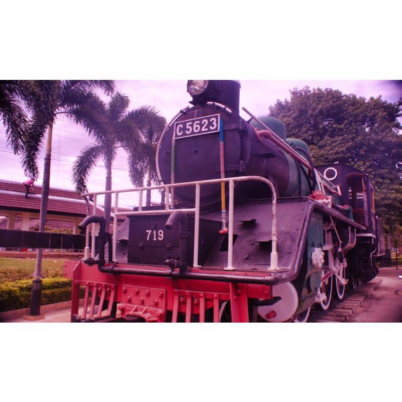 Train at River Kwai - 1