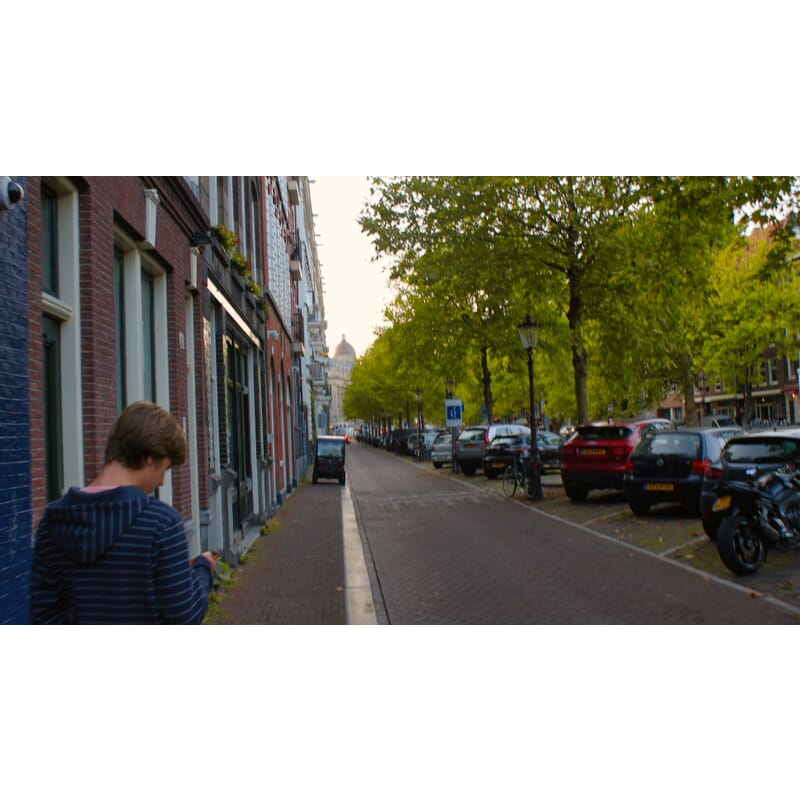Street in Amsterdam - 1