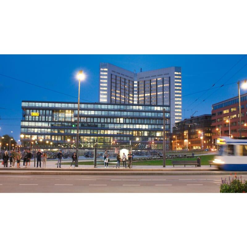Amsterdam Hotel - 1