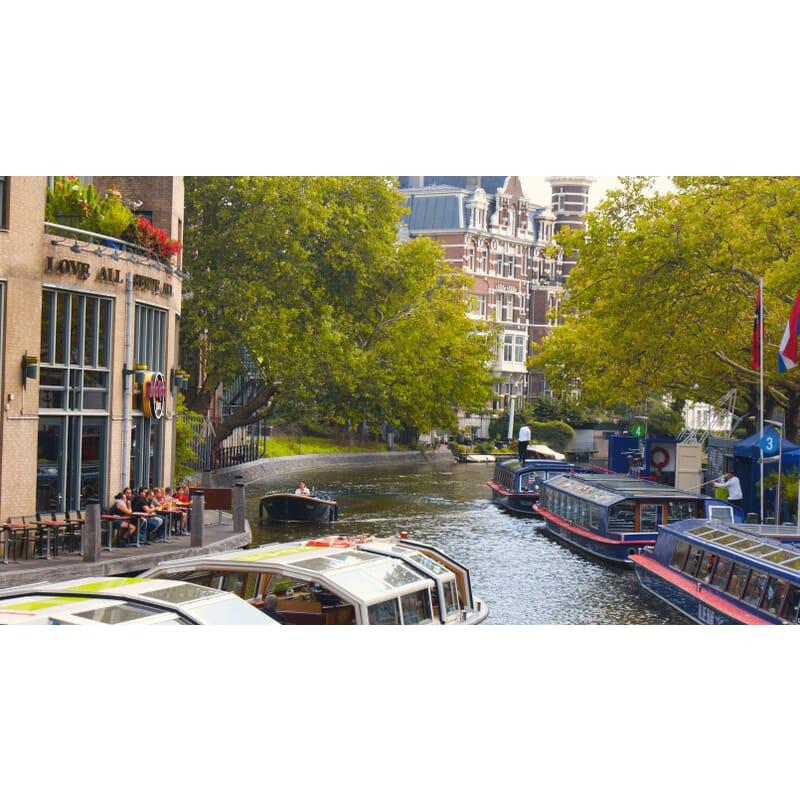 Amsterdam Canel 2 - 1