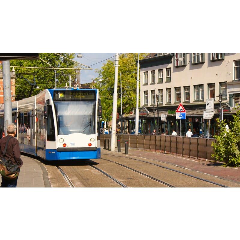 Amsterdam Tram - 1