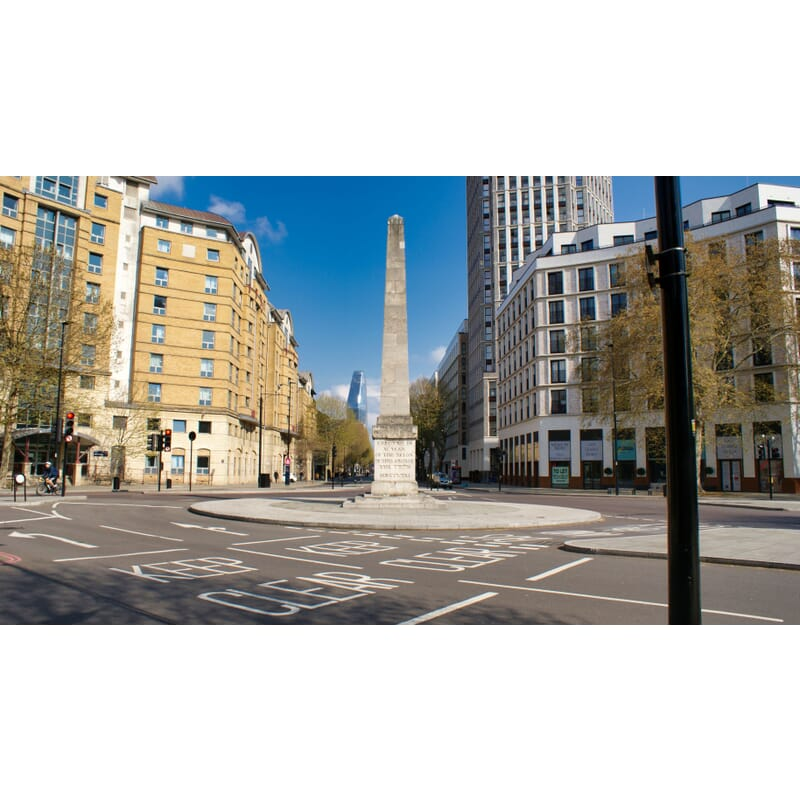 St Georges Circus - London - 1