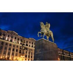 Russia Statue 2 - 1